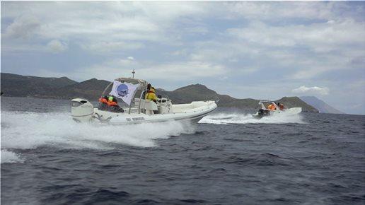 , Παναγιώτης Αρκουμανέας: Η «ψυχή» του ΕΟΔΥ συνοδεύει και τα πλωτά κλιμάκια που κάνουν τεστ στα νησιά των Κυκλάδων